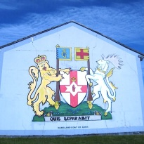 Northern Ireland coat of armsShankill