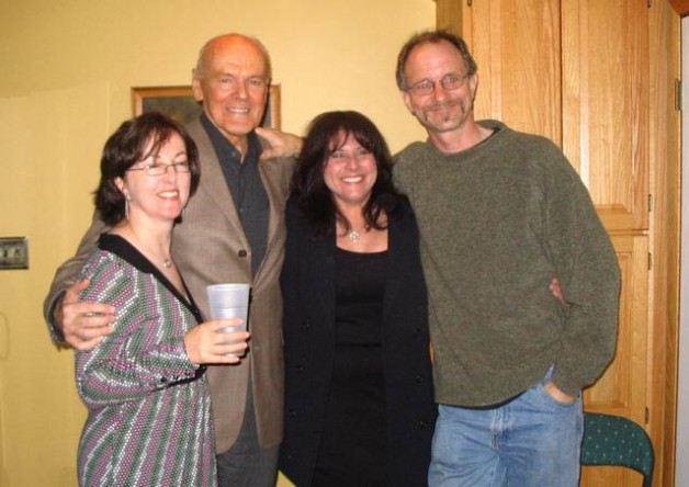 Me, Richard Peck, Laura Vaccaro Seeger, Michael - Frostburg 2007