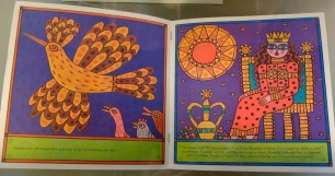 The Hoopoe of King Solomon 1983, Ahmad Bahgat, illus by Hilmi Eltouni