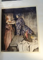 Rackham, 1917, Romance of King Arthur