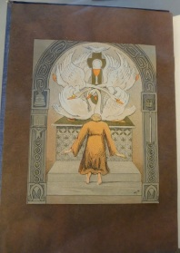 Celtic Wonder Tales illustrated by Maud Gonne, 1910. Had no idea she illustrated...