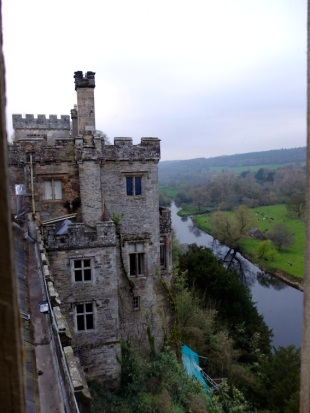 other view from the tower- River Blackwater
