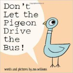 Pigeon Drive the Bus