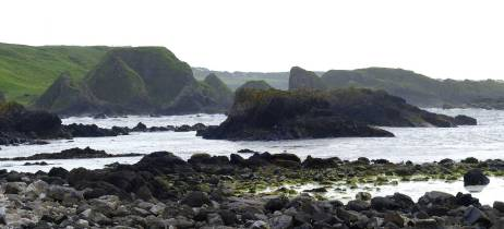 Ballintoy harbour doubles asLordsport Harbour & the Iron islands