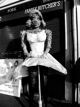 Scarecrow Marilyn