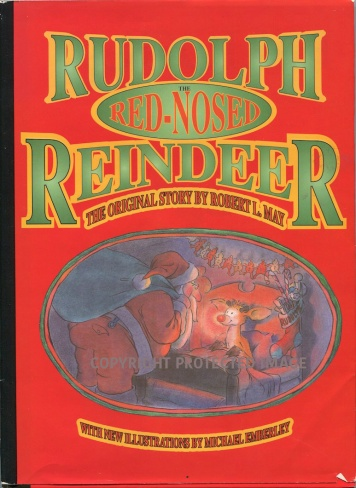 Cover of 1994 publication illustrated by Michael. This edition is no longer in print. ©Robert L.May Company