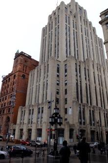 Édifice Aldred -Art Deco, Montreal