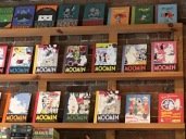 Moomins at Drawn & Quarterly