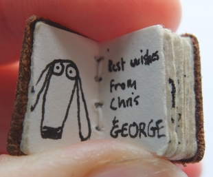 Chris Haughton- George