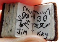Jim Kay - rat, cat