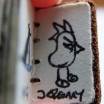 Jeremy Tankard - Grumpy Bird