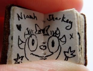 Niamh Sharkey-Hugglemonster!