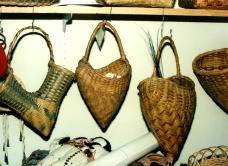 Elbow baskets, Choctaw